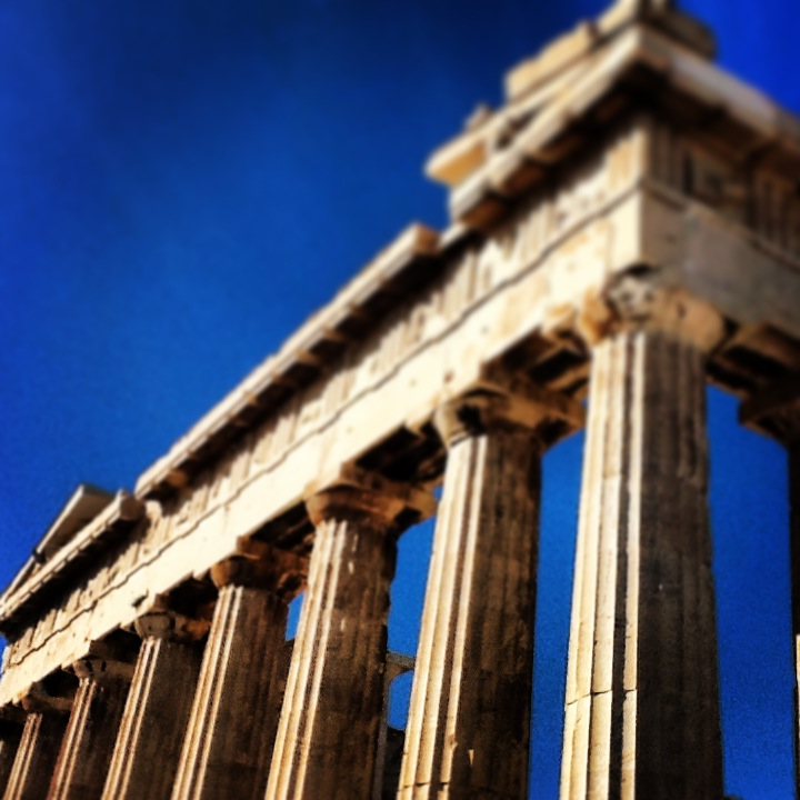 Ode to A Grecian Temple