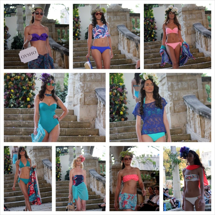 Oysho swimwear