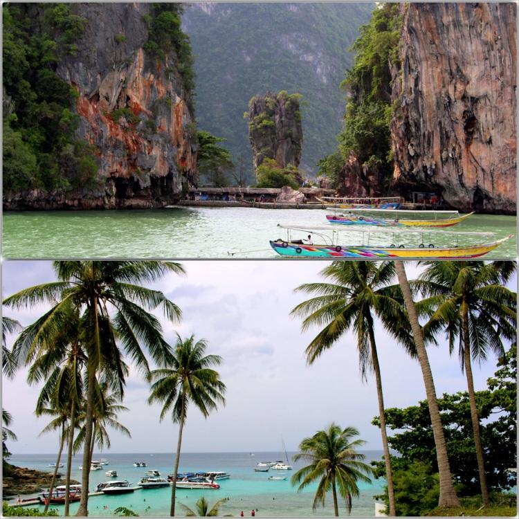 Beaching Thailand