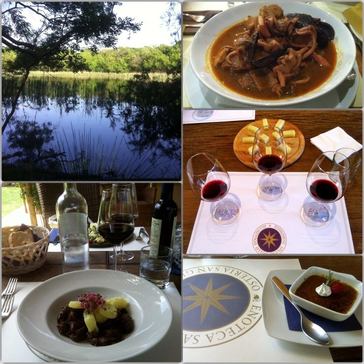 Tuscany food