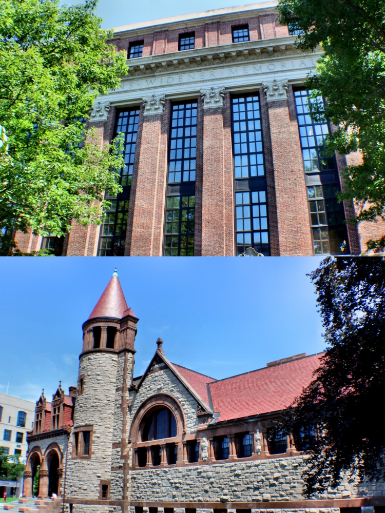 Cambridge town, Boston (and Harvard)