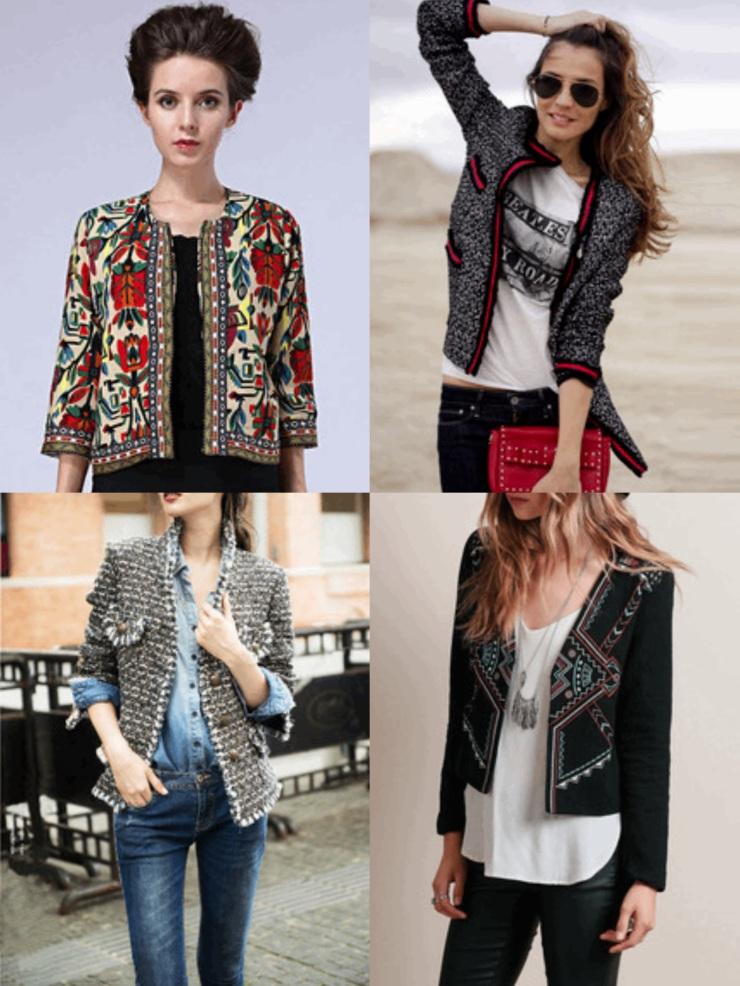 dainty jackets