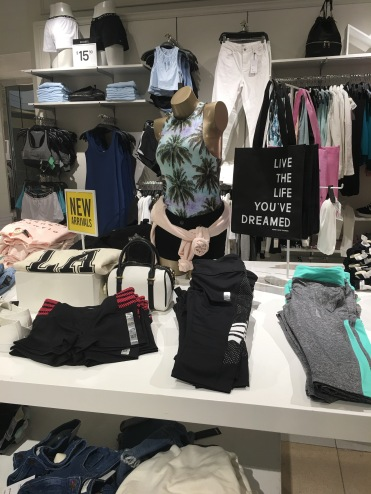 Sportswear collection (F21)