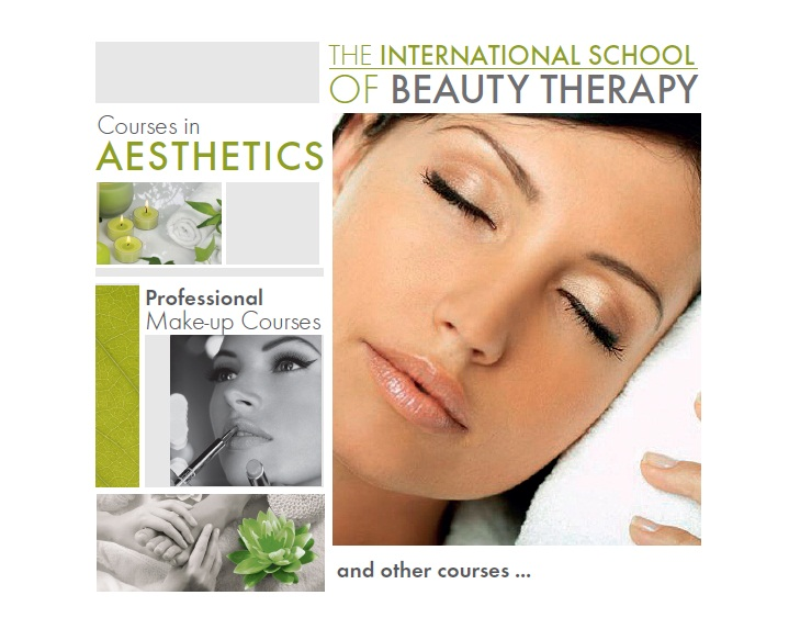int school of beauty therapy advert for facebook