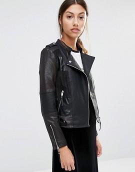 pu-jacket